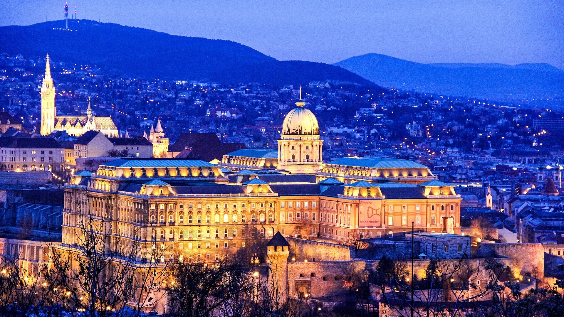 Buda Castle & Castle District in Budapest
