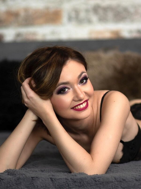 Aletta - Budapest erotic massage