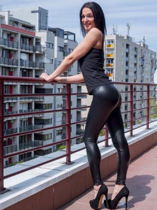 Lara - Budapest erotikus masszázs
